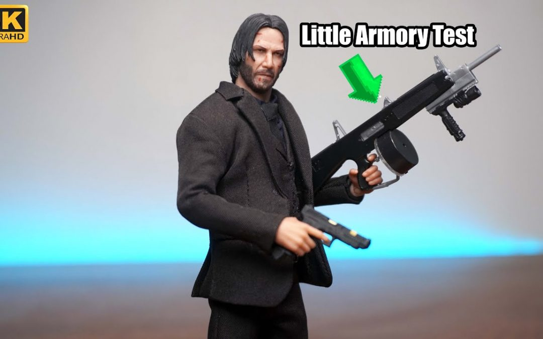 Unboxing: Mezco One:12 Collective John Wick: Chapter 2 Deluxe Edition