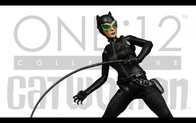 Mezco ONE:12 Collective Catwoman Action Figure Review