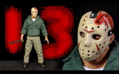 Mezco One:12 Collective: Friday the 13th: Jason Voorhees Action Figure