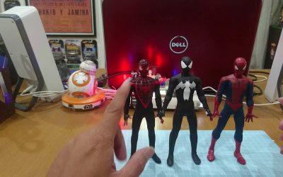 Mezco One:12 Collective Symbiote Spiderman