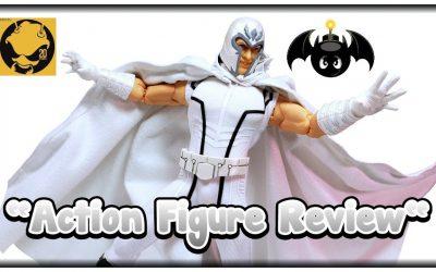 Mezco Toyz One:12 Collective Previews Exclusive Magneto action figure review