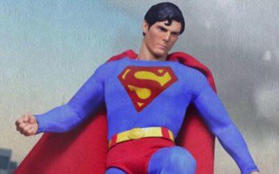 SUPERMAN CHRISTOPHER REEVE MEZCO TOYZ One:12 Collective Superman