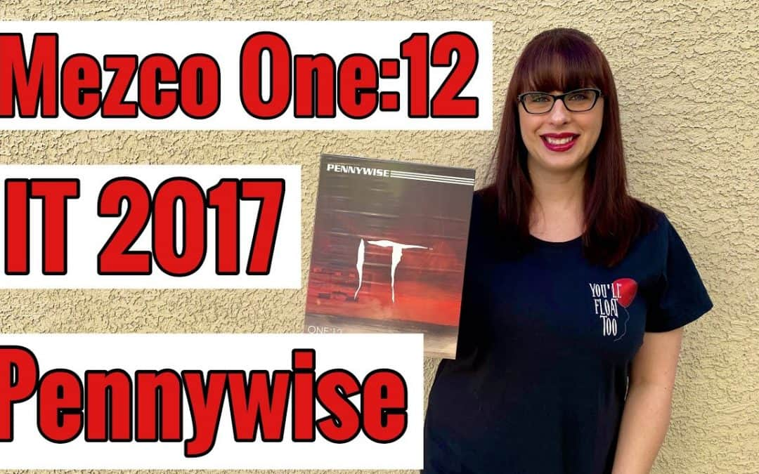 Mezco One 12 Collective It 2017 Pennywise