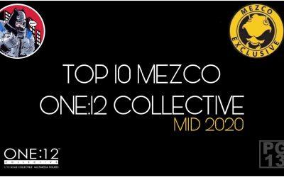 MEZCO ONE:12 Collective