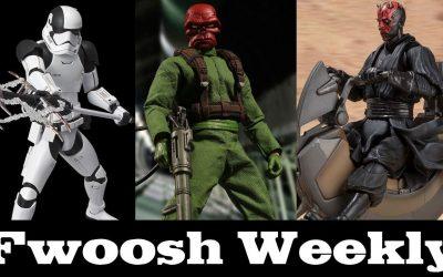 Weekly! Star Wars Model Kits and S