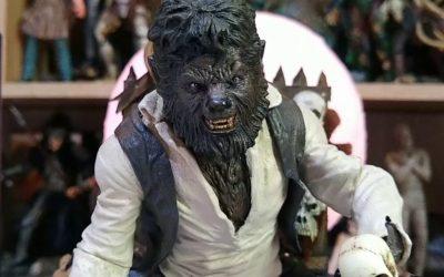 The Wolfman Mezco – Action Figure