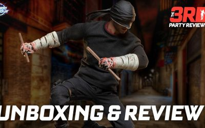 Soosoo Toys Blind Vigilante 1/6 Scale Daredevil Unboxing and Review