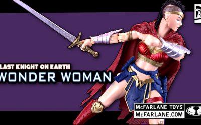 McFarlane Toys DC Multiverse Last Knight on Earth Wonder Woman
