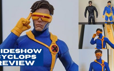 Sideshow Cyclops 1/6 scale Figure Review
