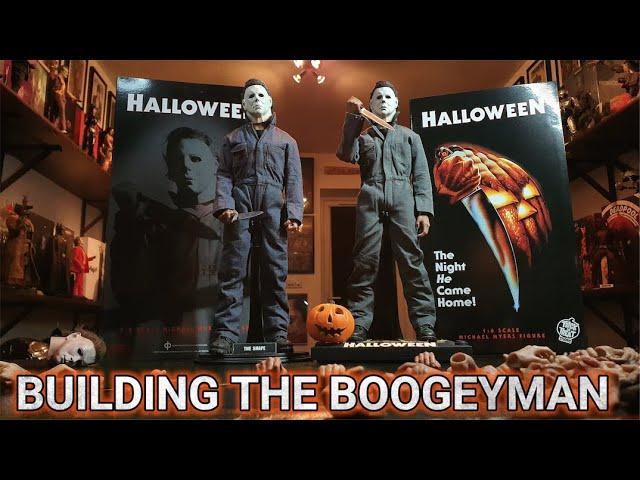 BUILDING THE BOOGEYMAN. 1/6 SCALE HALLOWEEN 78 MICHAEL MYERS FIGURE.
