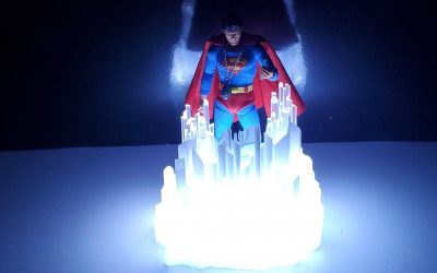One 12 Collective Superman Christopher Reeve action figure review PART