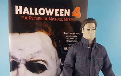 Halloween 4 the return of Michael Myers 1/6 action figure