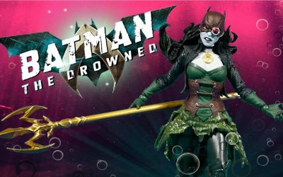 McFarlane Toys The Drowned Batman Earth 11