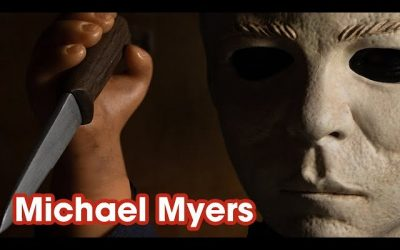 Halloween II – Mezco Designer Series Mega Scale Michael Myers